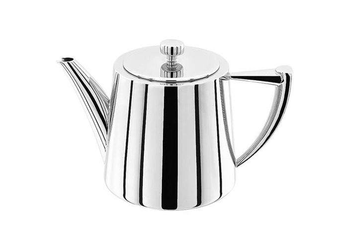 Stellar Art Deco 52floz / 1.8L Traditional Teapot - 1