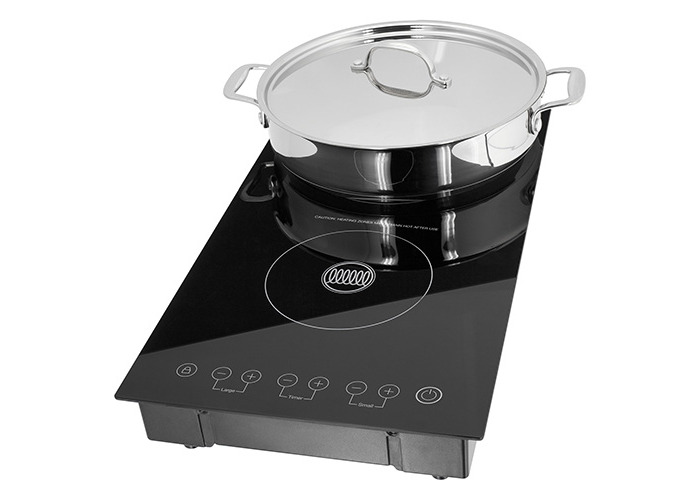 Stellar Dual Zone Double Induction Hob - 2