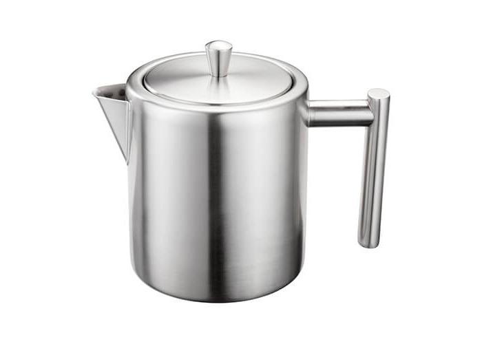 Stellar Oslo 4-Cup Teapot, Silver, 800 ml - 1