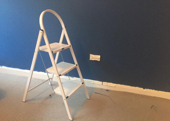 Step ladder 1.14m high - 1