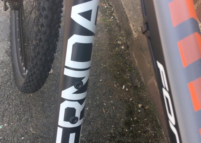 Sterndale forme 3000 hard tail mountain bike - 2