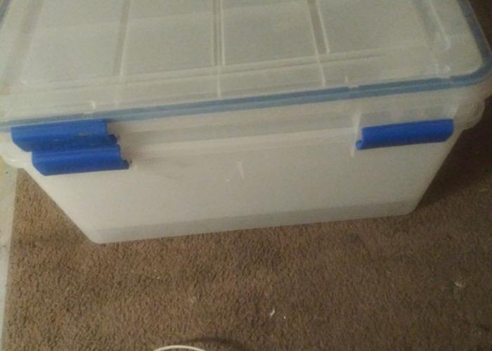 Storage container - 1