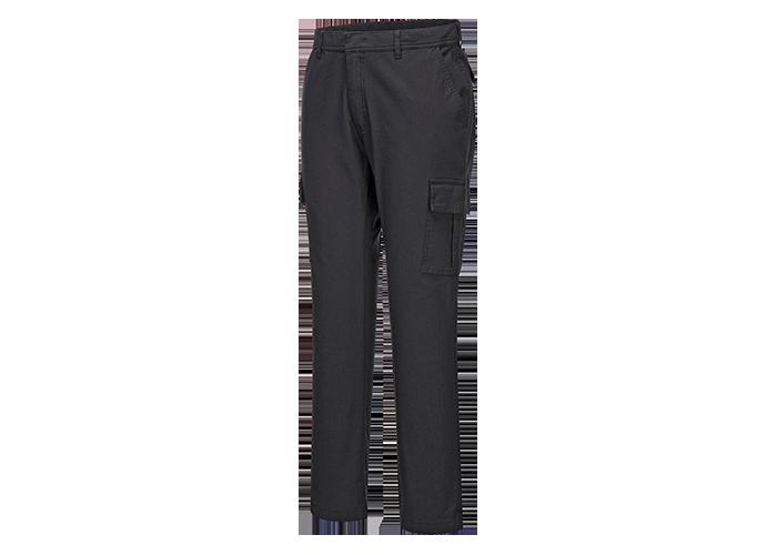 Stretch Combat Trousers  BlackS  30  S - 1