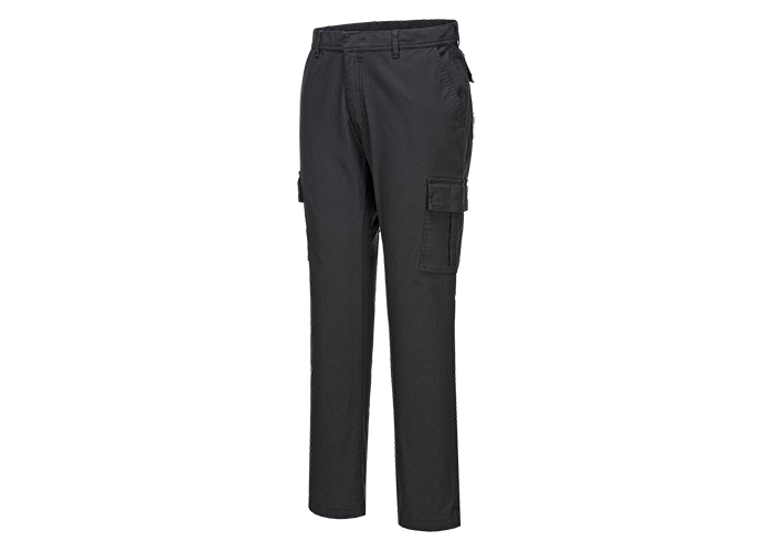 Stretch Combat Trousers  BlackS  32  S - 1