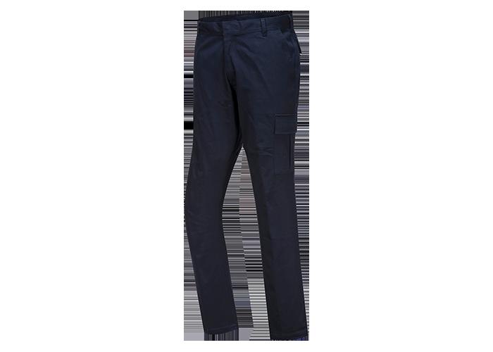Stretch Combat Trousers  DrkNav  42  R - 1