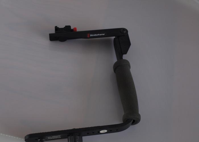 Stroboframe Camera Flash Bracket Flips - 1