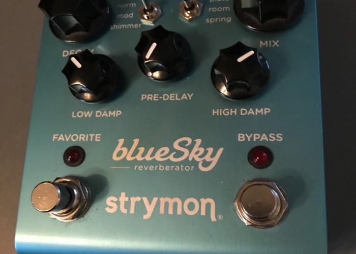 Strymon Blue Sky - 1