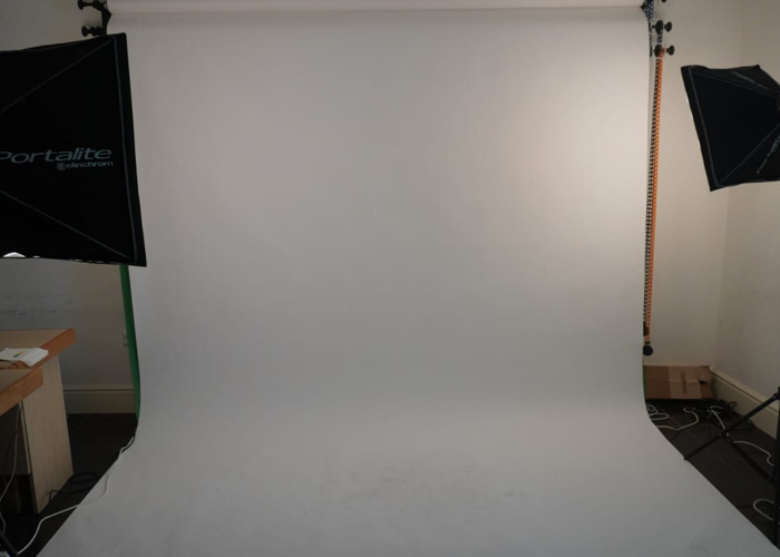 Studio Photography flashlights x 4 - 1