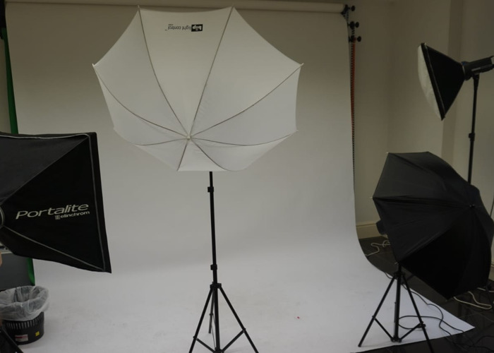 Studio Photography flashlights x 4 - 2