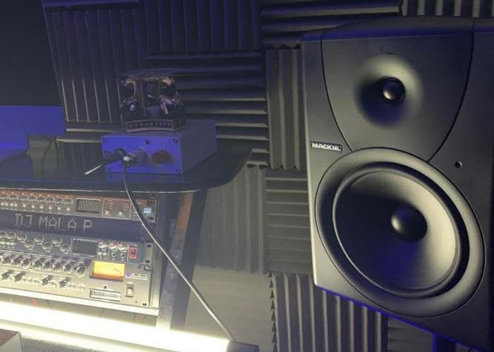 Studio Recording  - 1