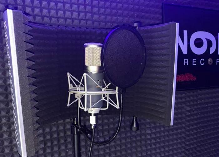 Studio Recording  - 2