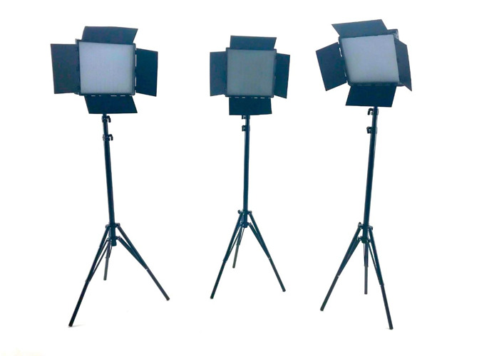 StudioPRO (Set of 3) S-600DN Dimmable 600 Continuous LED - 1