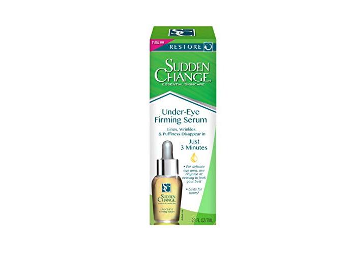 Sudden Change Under-Eye Firming Serum 0.23 oz - 1
