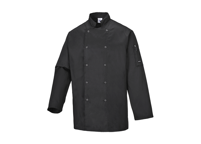 Suffolk Stud Jacket  Black  Small  R - 1