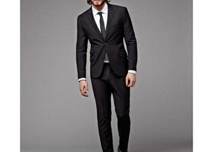 Suit black 2 peice - 1