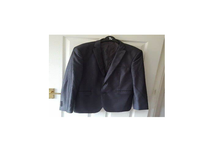 Suit from Next. Navy Size 42R blazer and 36 trousers - 1
