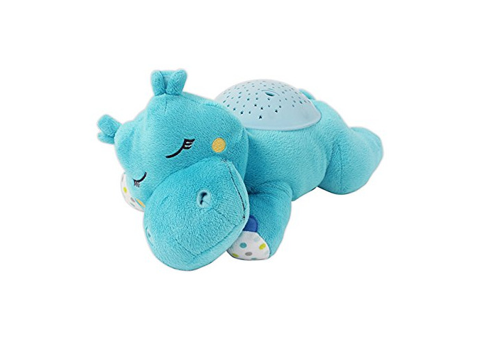 Summer Infant Slumber Buddies Hippo - 1