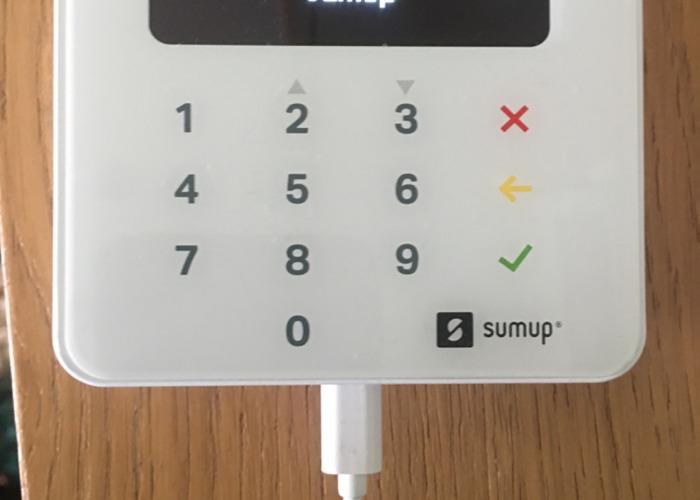 SumUp Card Machine - 2