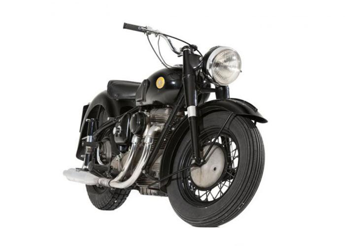 Sunbeam Motorcycles S7 (1952) - 1