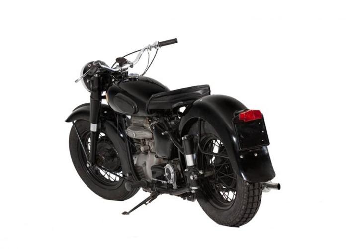 Sunbeam Motorcycles S7 (1952) - 2