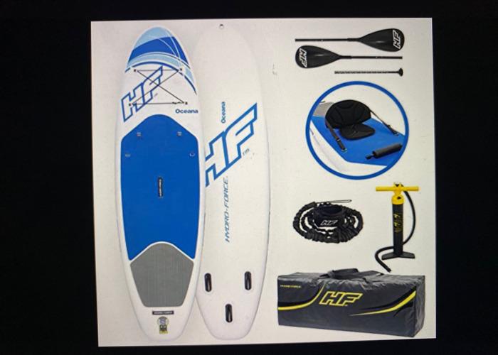 SUP Paddle Board or Kayak Aberdeen - 1