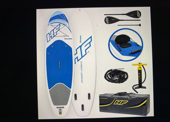 SUP Paddle Board or Kayak Aberdeen - 2