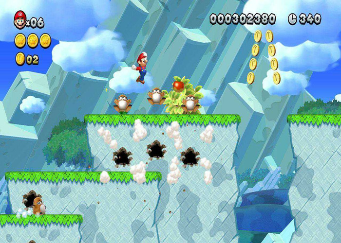 Super Mario Bros U Deluxe for Nintendo switch - 2