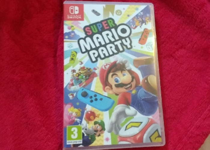 Super Mario Party for Nintendo Switch - 1