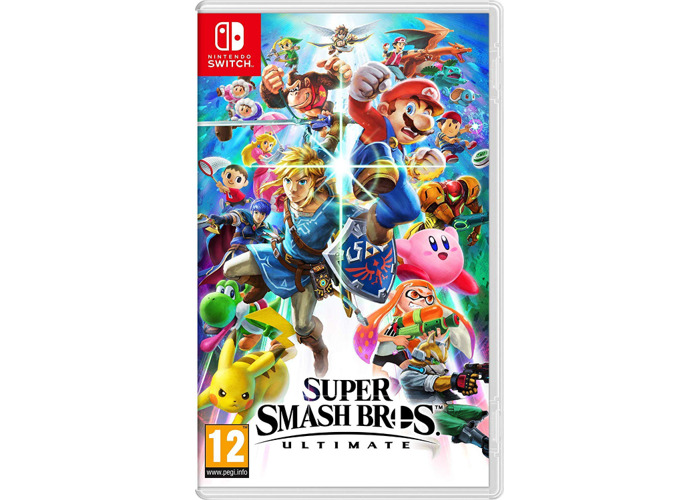 Super Smash Bros - Ultimate (Nintendo Switch) [video game] - 2