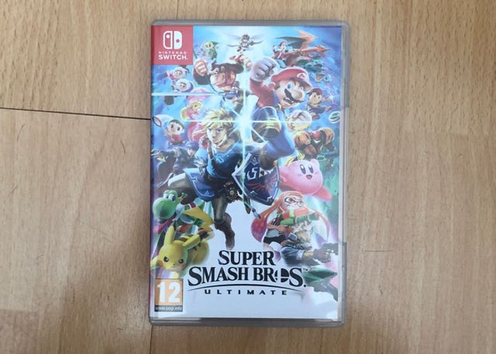 Super Smash Bros - 1