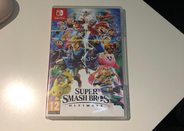 Super Smash Bros Ultimate - Switch game - 1