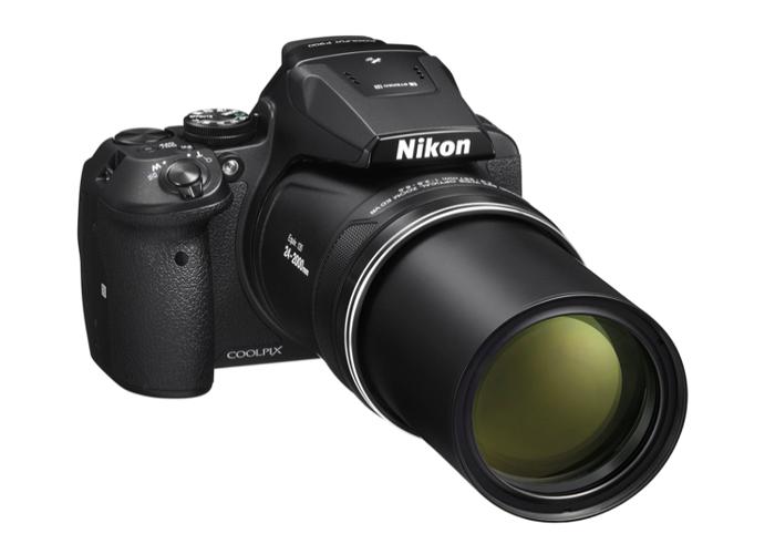 Super Zoom Nikon  - 1