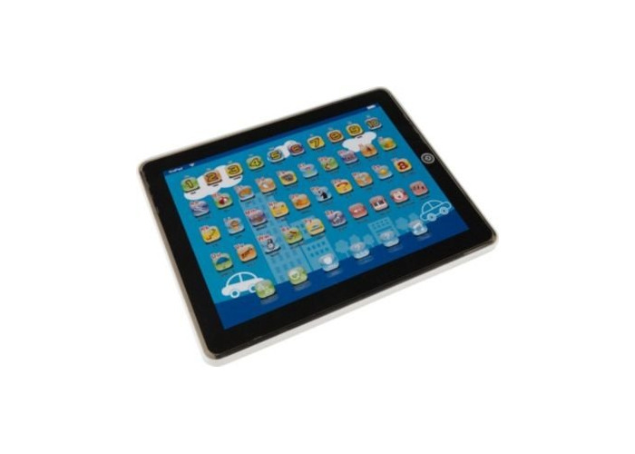 Superb Chad Valley Junior Touch Tablet - Blue -- - 1
