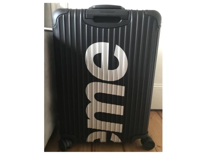 9215fe631 Rent Supreme x Rimowa Suitcase in London   Fat Llama