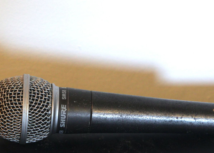 Shure SM58 Microphone - 1
