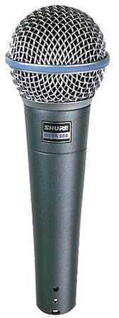 Sure SM-58 Vocal Microphone - 1