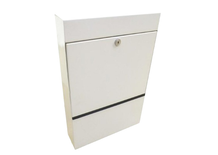 SURE24 Slimline Anti Arson Post Box - MSSL90 Post Box  - 1