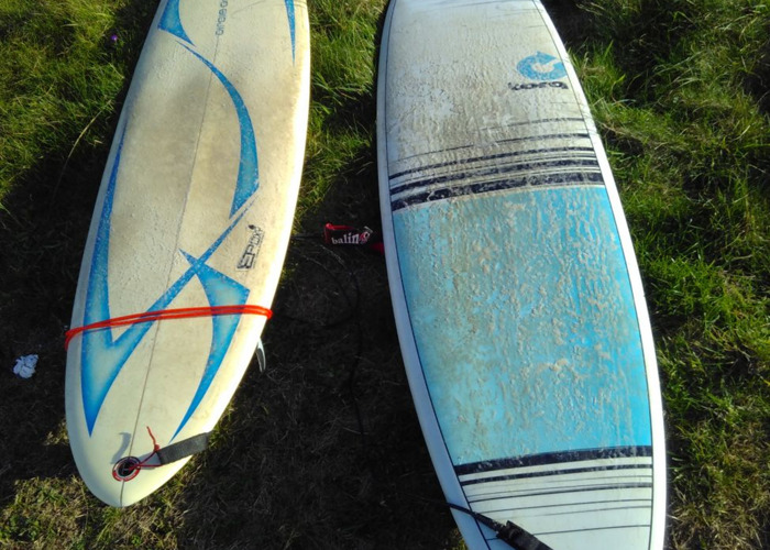 Surf boards, wetsuits and  accessories - 1