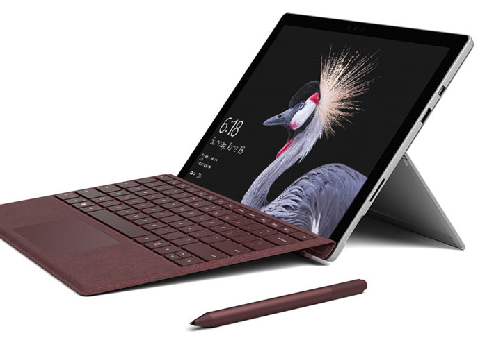 Surface Pro 5 with Pen and Keyboard - 1