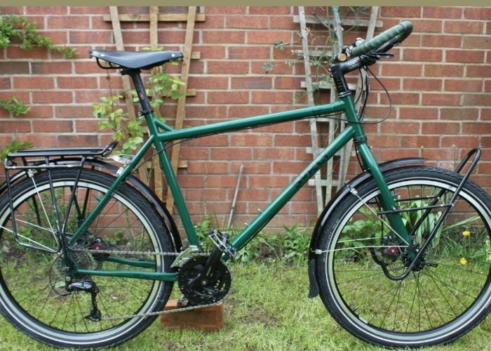 Surly Troll Large Frame Bicycle / Tour Bike Set-up - 1