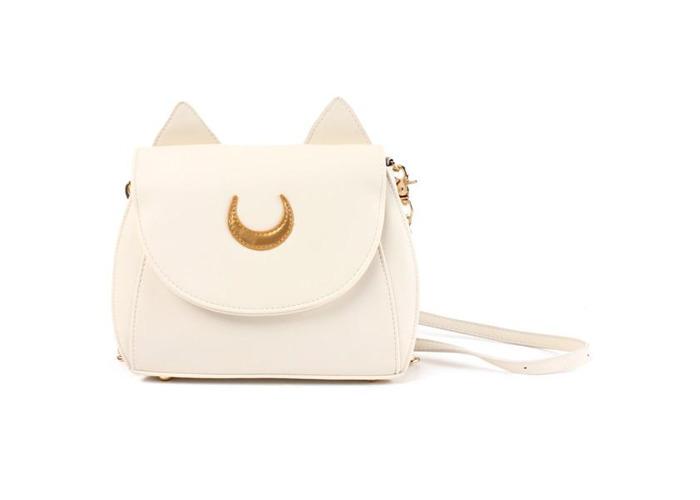 Unisex Messenger Bag Cat On White Background Shoulder Chest Cross Body Backpack Bag
