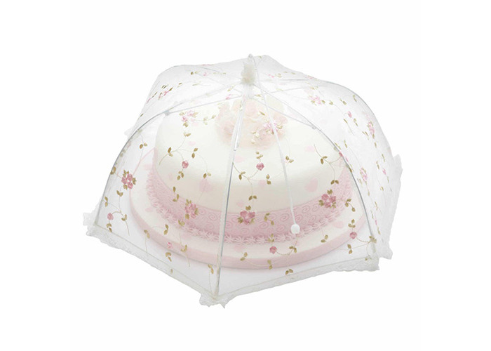 Sweetly Does It 35cm Vintage Rose Umbrella Cake Cover - 1
