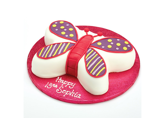 Sweetly Does It Butterfly Shaped Cake Pan - 2