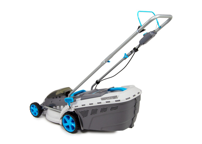 """Swift 40v Cordless Lawn Mower 15""""/37cm with Battery and Charger - 2"""