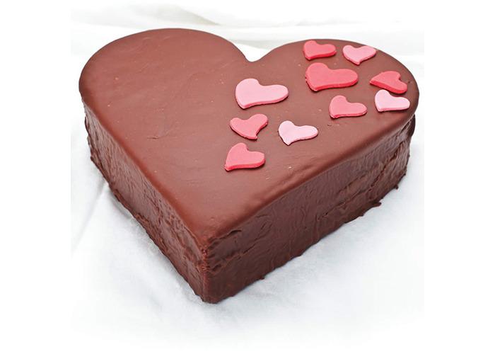 Swift Faringdon Collection Bakers Pride Non-Stick Heart Shape Springform Pan Carbon Steel 22 cm x 21 cm x 6.5 cm - 2