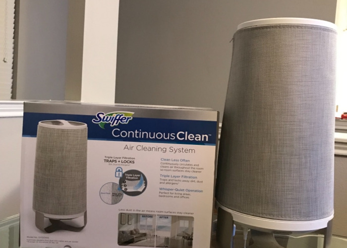 Swifter Air Cleaning System - 1