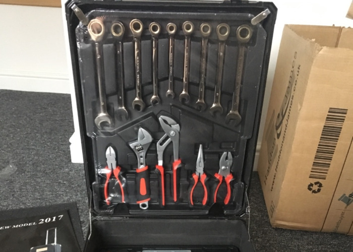 Swiss Kraft Tools - 1