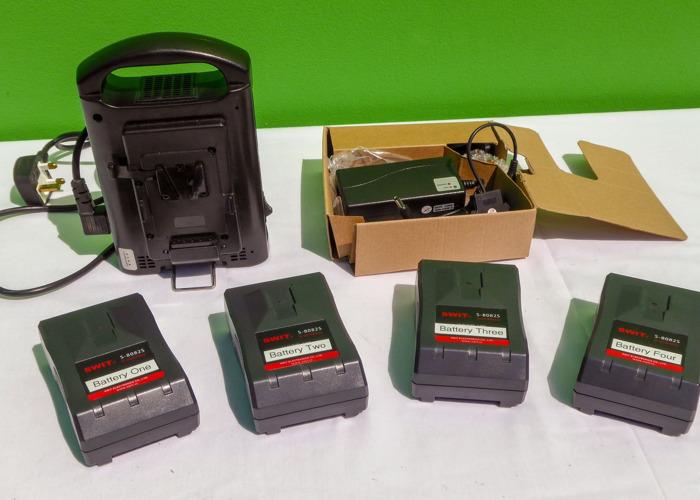 SWIT SP-82/302S Battery Kit - 1