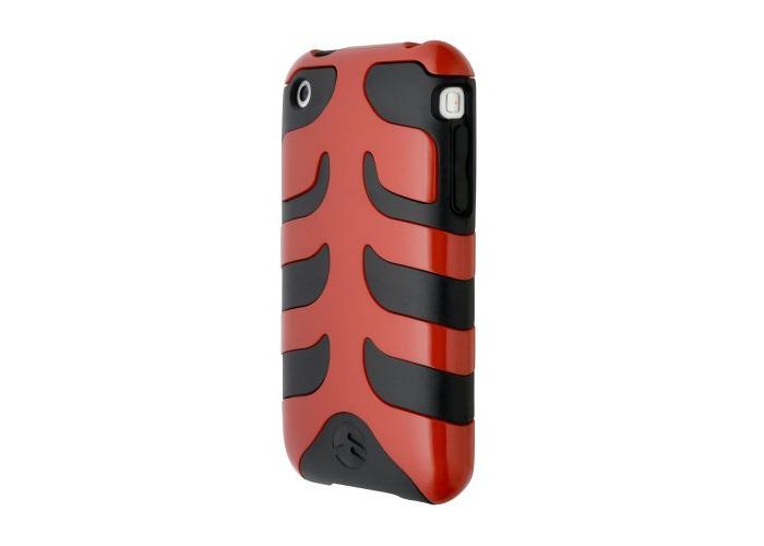 Switcheasy CapsuleRebel Devil Plastic Hard Case for iPhone 3G - 1