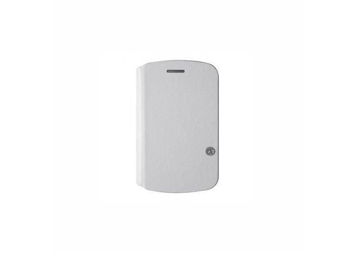 Switcheasy Flip Case for Blackberry Q10 - Snow White - 1